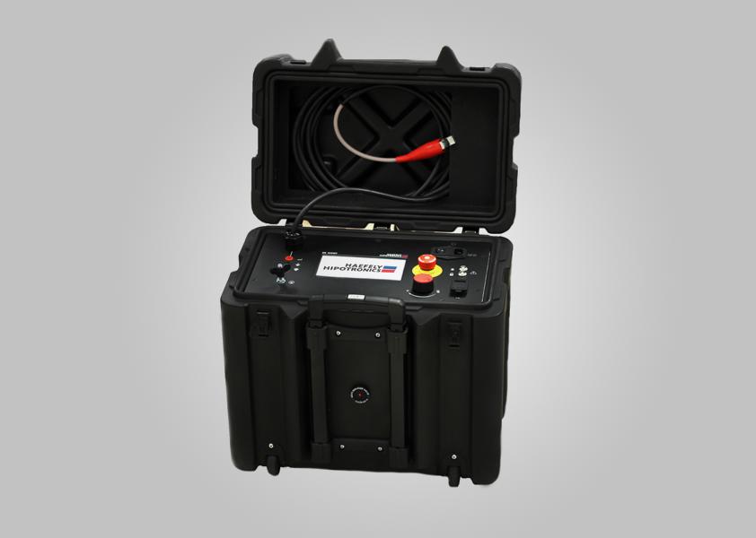 Air-Parts BV introduceert 80kV hoogspanningstester 800PL-DC