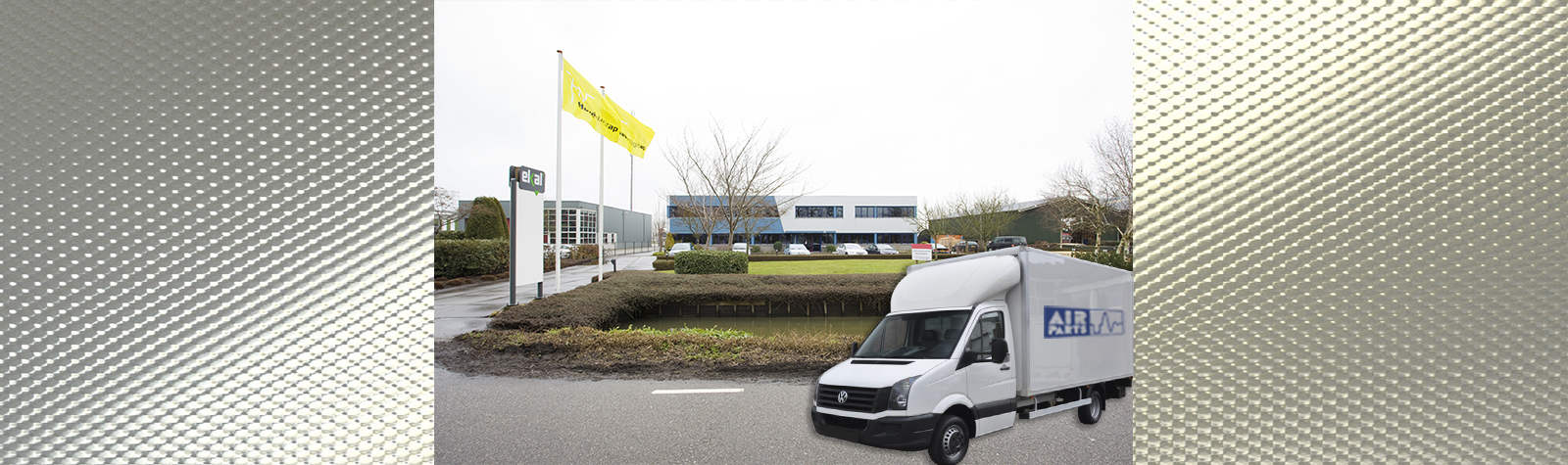Air-Parts BV is verhuisd naar Molenaarsgraaf