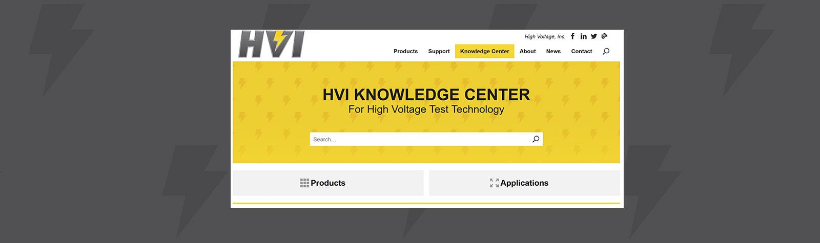 HVI Uitbreiding Knowledge Center